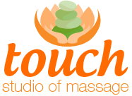 Logo Touch Studio of Massage